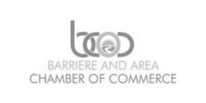 Part of the Barriere and Area Chamber of Commerce